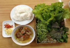 Bun Cha - Hanoi Local Food Tours