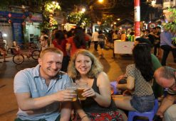 Hanoi Nightlife Food Tour By Scooters, Hanoi Local Food Tours