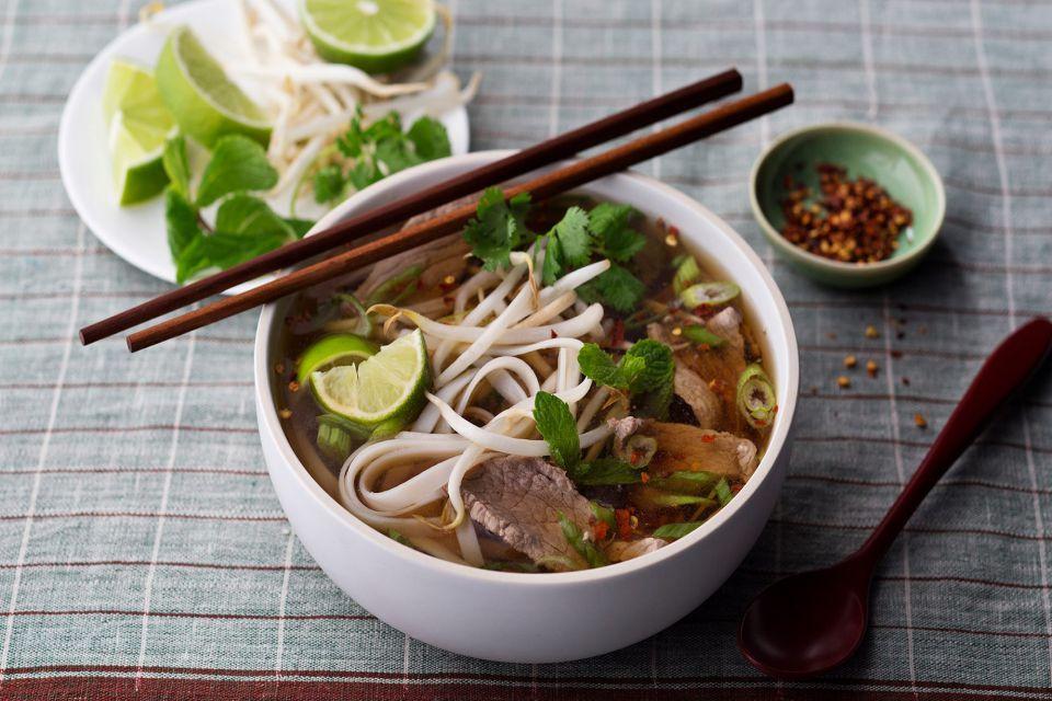 pho - hanoi local food tours
