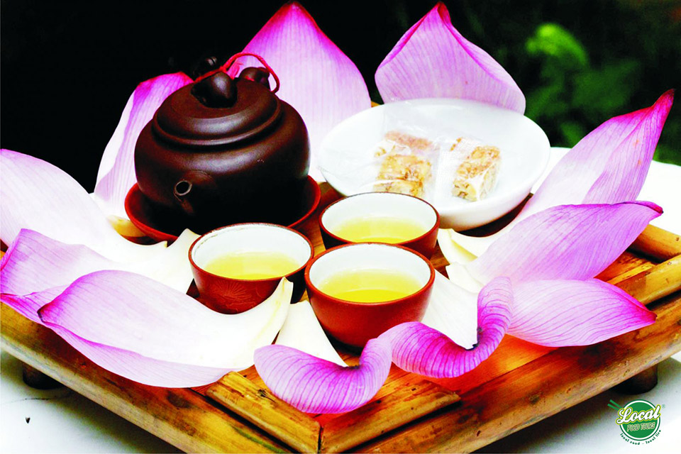 Lotus flower in vietnamese culinary culture hanoi food tours lotus flower in vietnamese culinary culture hanoi local food tours mightylinksfo