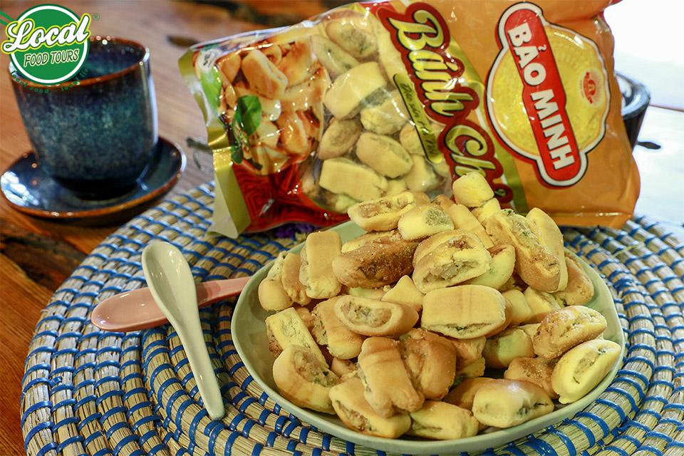 Banh cha – Hanoi Traditional Snack - Hanoi Local Food Tours