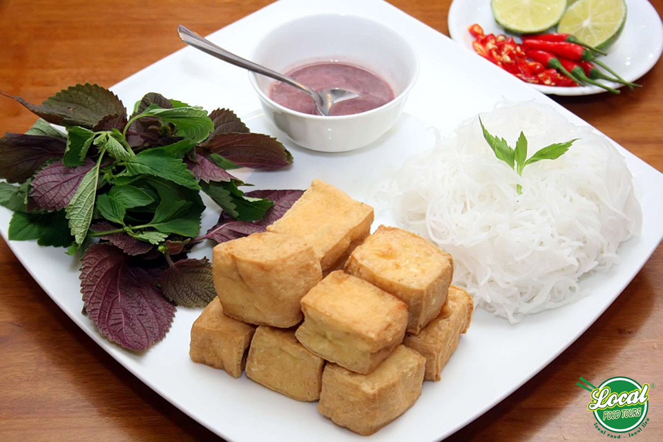 Tofu Mo - Delicious Dish Of Hanoi - Hanoi Local Food Tours