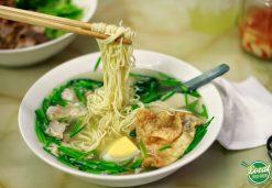 Types Of Wonton Noodles In Hanoi
