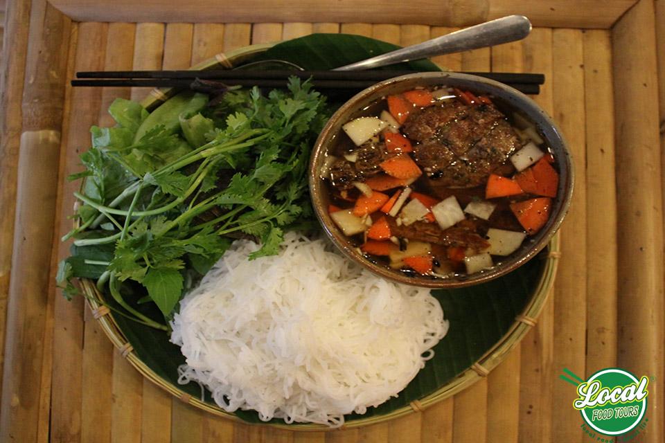 Unique Styles of Bun Cha in Hanoi - Hanoi Local Food Tours