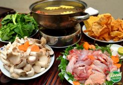 Hanoi And The Best Hot Pot (Part 1)