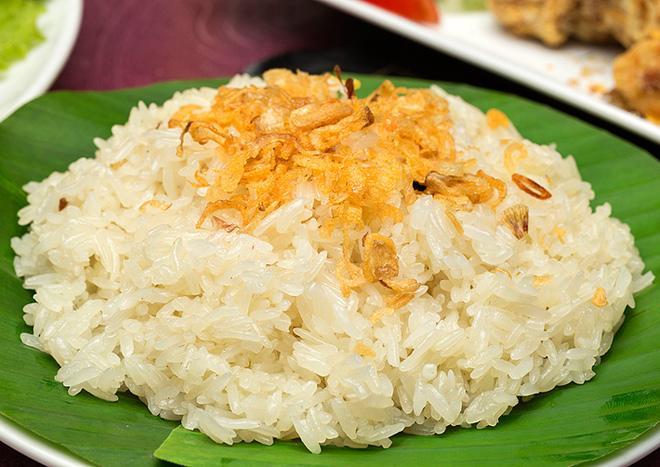Ke Ga Sticky Rice